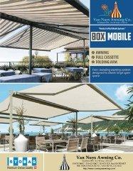 Box Mobile custom awnings brochure