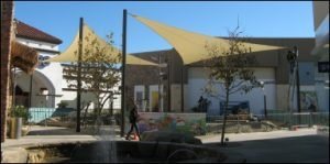 Custom sun shades from your local awning company in Van Nuys