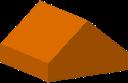 Pentagonal shaped 3D awning model