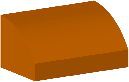 Sloped wedge 3D awning model