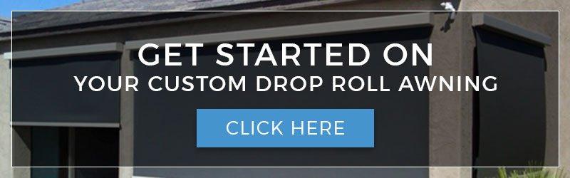 drop roll shades