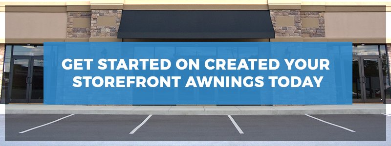 Storefront Awnings
