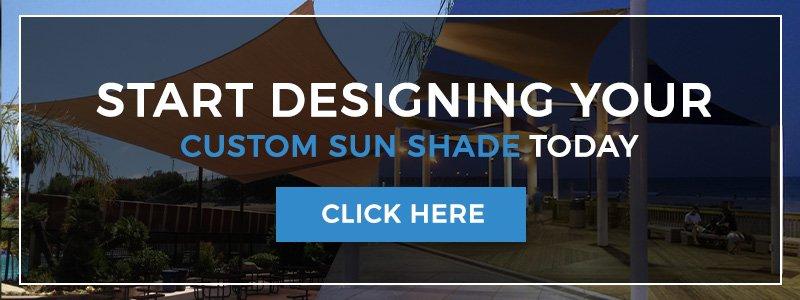 Sun Shade Sail Panel